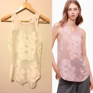 Wilfred Sevres Blouse White Sz::XS